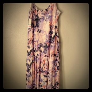 NWT Nine West maxi dress